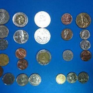 ✨外国のコイン40枚✨
