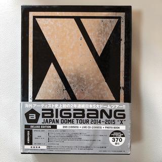 BIGBANG 箱に傷等あります