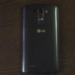 【売却済】SIMフリースマホ LG