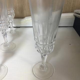 シャンパングラス 5つセット