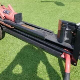 ミナト 手動式油圧薪割り機  LS-12t
