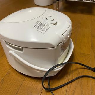 一人暮らし用炊飯器