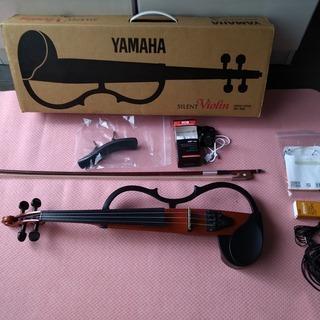 YAMAHA Silent Violin SV-100