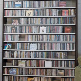 CDラック 大容量 DVDラック 棚 収納ラック