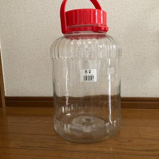 果実酒ビン   8L