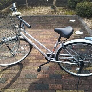 27インチ自転車買って下さい。