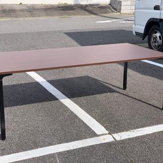 ミーティングテーブル 定価12万 2019年購入 plus