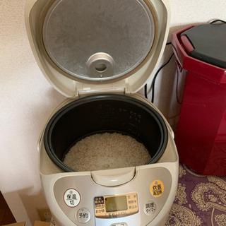 冷蔵庫、洗濯機、電子レンジ、炊飯器 - 家電