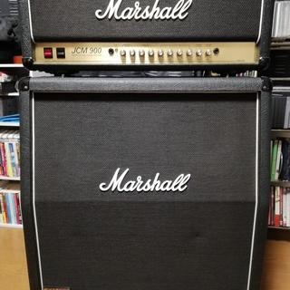 Marshall JCM900 4100 + 1960A