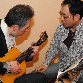 ◆プロが教えるギターレッスン 初心者の方も大歓迎!◆