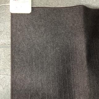 YUASA ホットカーペット 2畳サイズ 2010年製 お譲りします