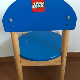LEGO ブルー 希少 椅子