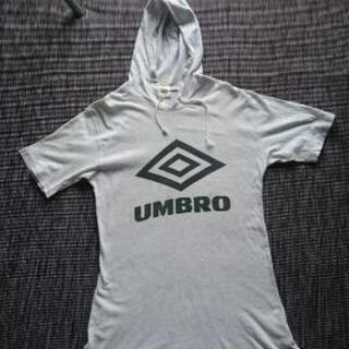 アンブロ フード付きTシャツ XOサイズ
