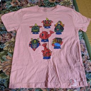 2枚セット。唐津くんちのTシャツ120cm