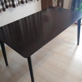 《天然木》ダイニングテーブル 椅子セット