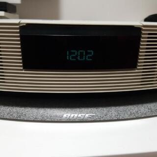 BOSE wave radio/cd