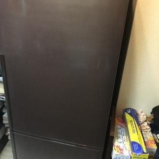 冷蔵庫 シャープ(2016年式)