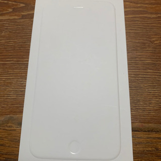 iPhone 6 plus 64GB シルバー