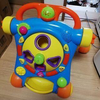 おもちゃ 知育 歩行器