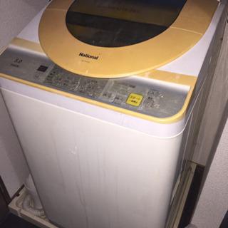 【お取引中】洗濯機、11月下旬受け取る方可