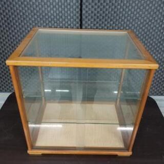 ガラスショーケース 小物入れ 飾り棚 3段