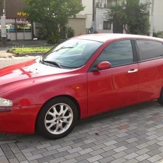♪希少!Alfa Romeoアルファロメオ 147 左ハンドル ...