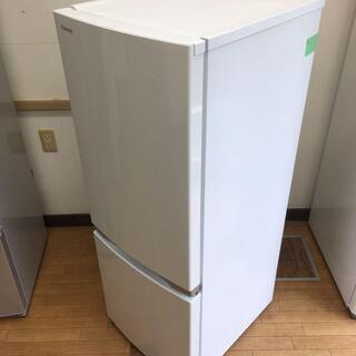 【90日保障🐢】TOSHIBA 2ドア冷蔵庫 GR-M15BS(W)