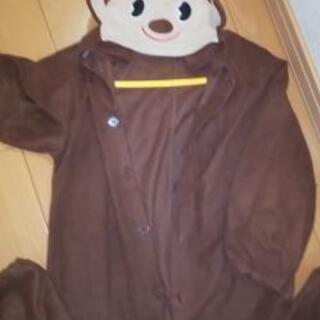 猿の着ぐるみパジャマ