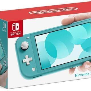 Nintendo Switch Lite ターコイズ 新品未使用