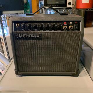 #3005 フェルナンデス ギターアンプ FA-15