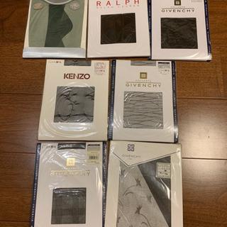 【新品未使用】ブランド タイツ7足セット まとめ売りします!