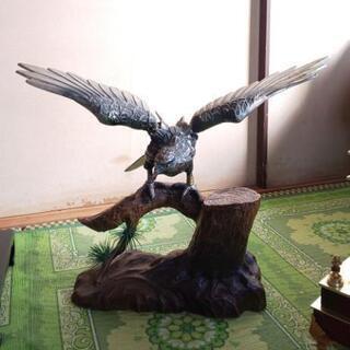 17日(日)昼12時頃 取りに来てくださる方! 鳥の置き物鳥🐥