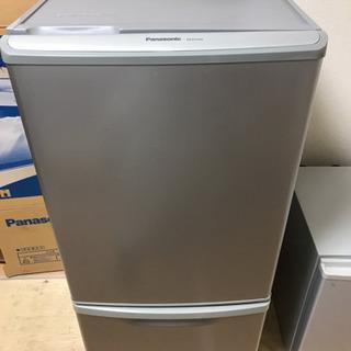 冷蔵庫 パナソニック 138L 2011年 NR-B143W-S...