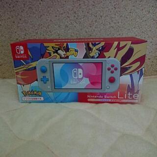 Nintendo Switch Lite [ザシアン・マゼンタ]