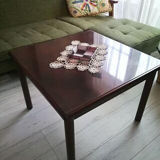 交渉中【11月中旬まで】ソファ&テーブルセット