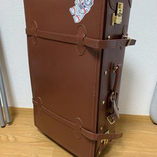 【11/30まで!】フェイクレザーキャリーケース★Lサイズ