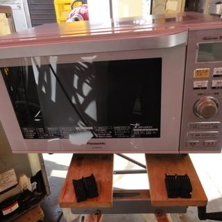 北980 パナソニック オーブンレンジ NE-BKM400-PG