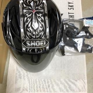 ※値下げ〜ショウエイ SHOEI ジェットヘルメット J-STR...