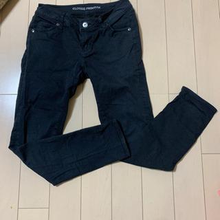 CLOSSHI PREMIUM   ブラックジーンズ
