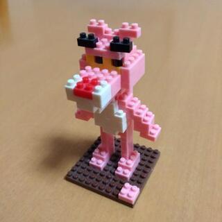 ピンクパンサー ナノブロック(nanoblock)