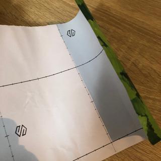 壁紙シール切れ端・キッチン用汚れ防止シート・リメイクシート