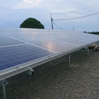 倉吉市太陽光発電所建設工事