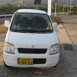 SUZUKI ワゴンR 和歌山県有田郡発 引き取り歓迎