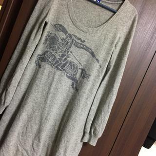 【値下げ中】Burberry blue label ワンピース
