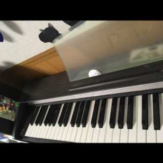 カシオ 電子ピアノ 0円