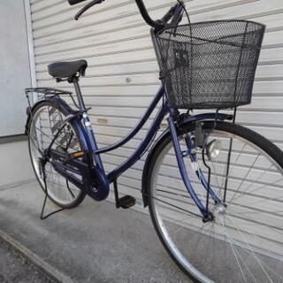 中古自転車692 26インチ ギヤなし ダイナモライト