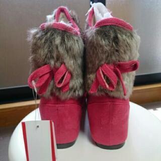 新品☆ 大手靴店舗購入 レディース インヒールブーツ ♪ - 靴/バッグ