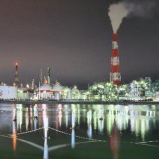 四日市工場夜景を撮影しよう!