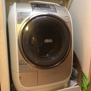 シャープ ドラム式洗濯機 乾燥 今週末までに 取りに来てくださる方