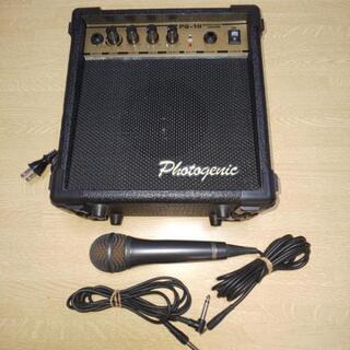 家庭用ギターアンプ Photogenic PG-10 13W お...
